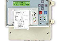 Termograf DR 400
