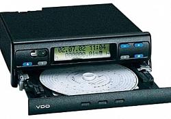 Tachograf analogowy 1324 (MTCO)